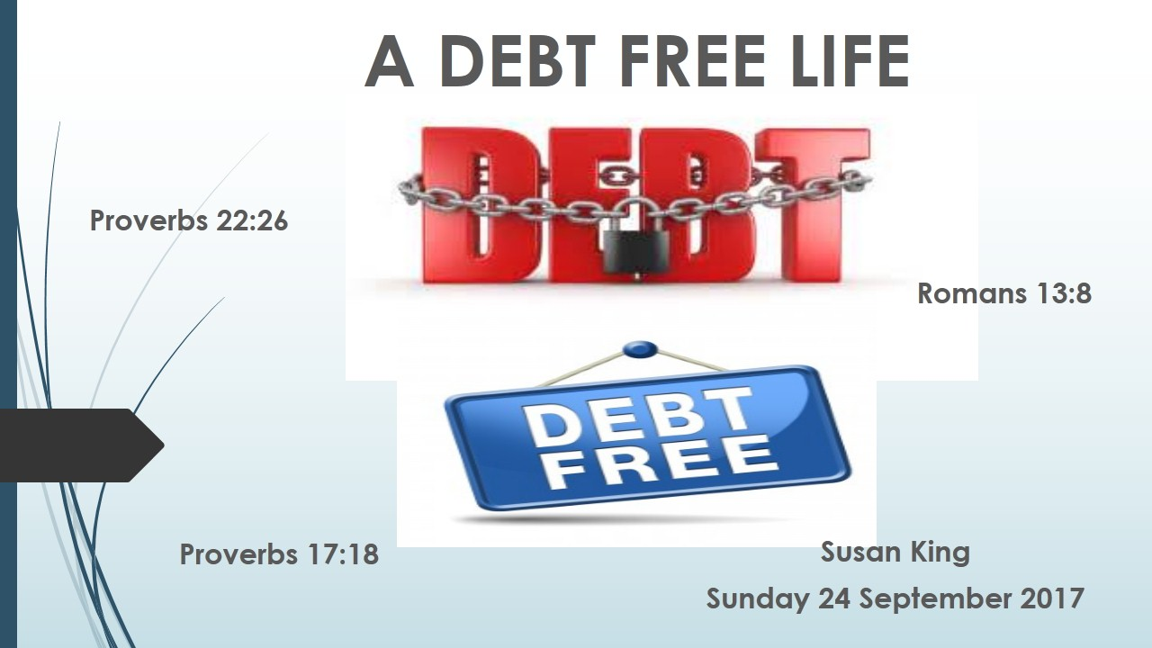 A DEBT FREE LIFE